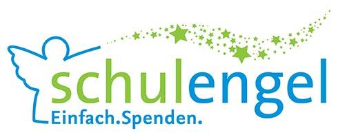 Logo Schulengel - Einfach.Spenden